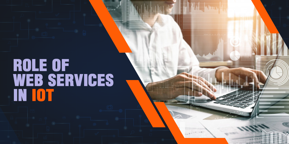 how do web services help internet of things?