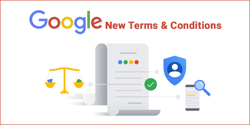 google terms and conditions