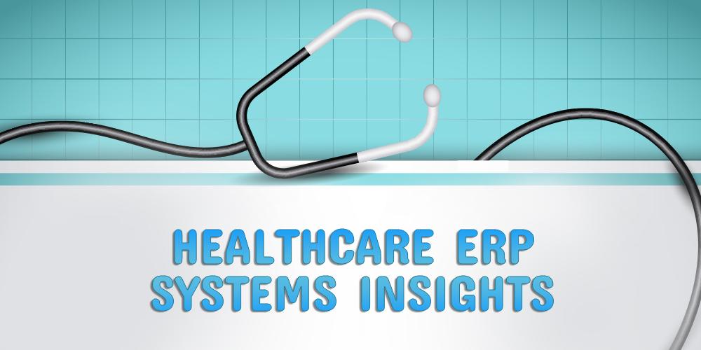 healthcare cloud ERP system