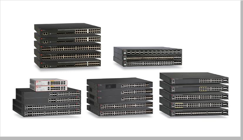 LAN switching solutions