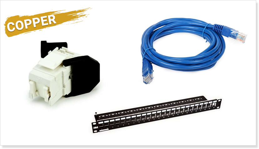 enterprise network structured cabling
