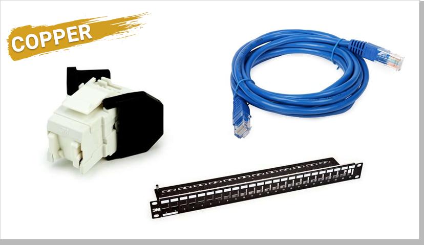 enterprise network structured cabling