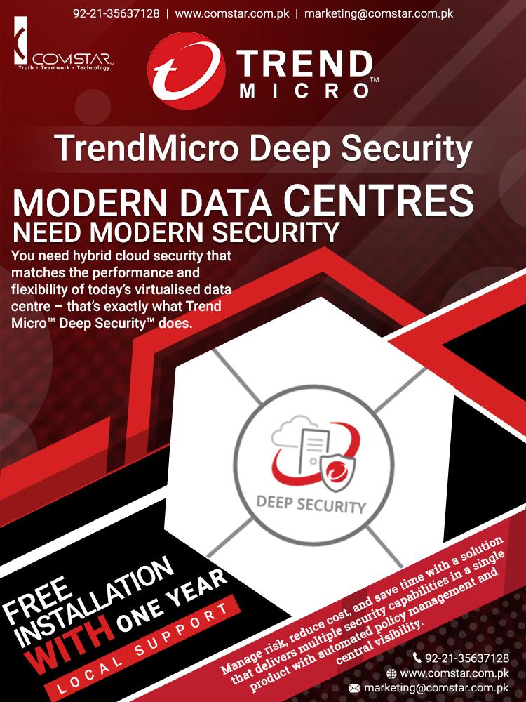modern data centers